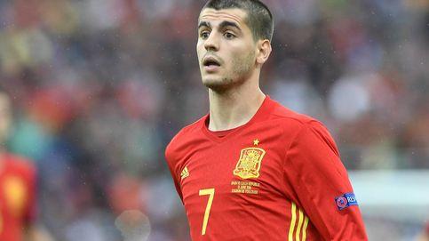 De Raúl a Villa: el peso del '7' con el que Morata decidió cargar al renunciar al '9'
