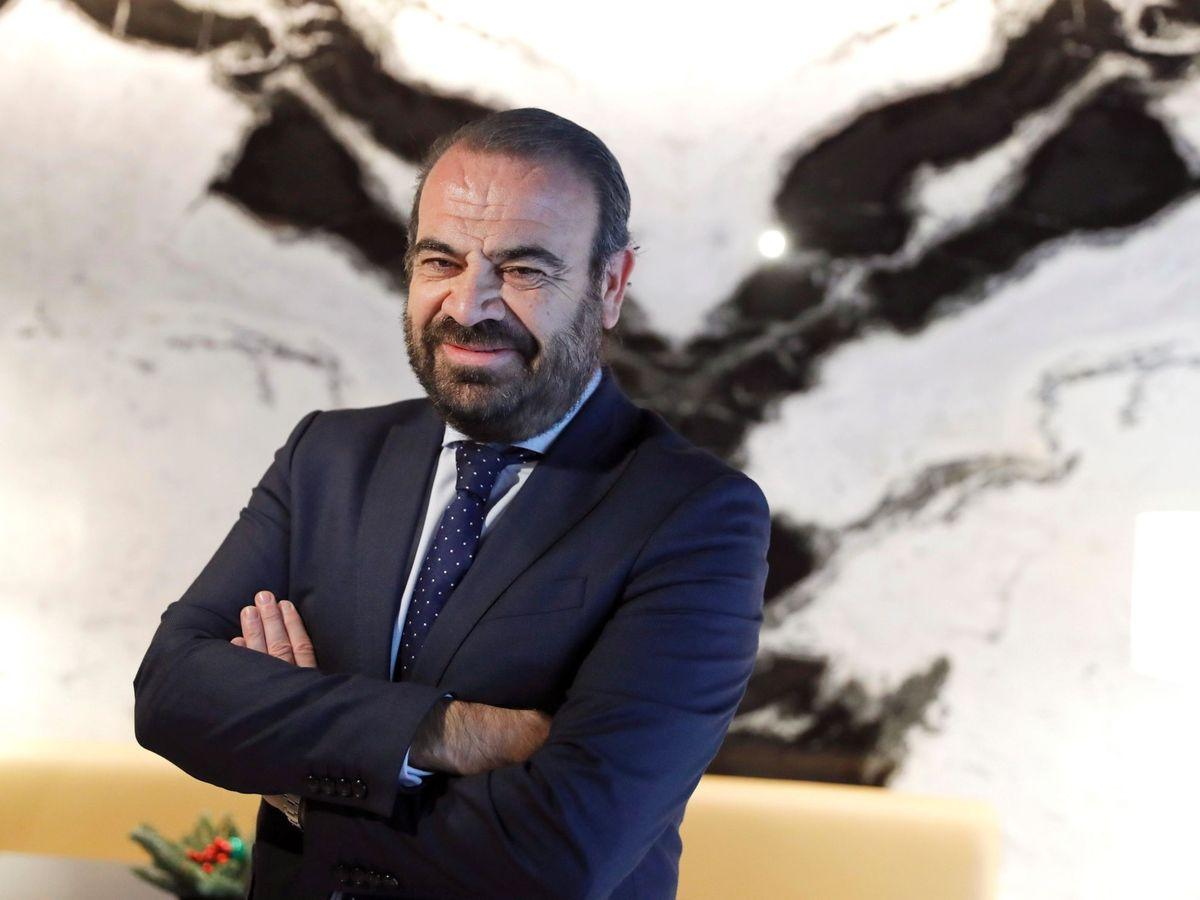 Foto: El consejero delegado de Meliá, Gabriel Escarrer. (EFE)