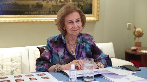 ¿Guiño a don Juan Carlos? Doña Sofía rescata su anillo de pedida para su vuelta al trabajo