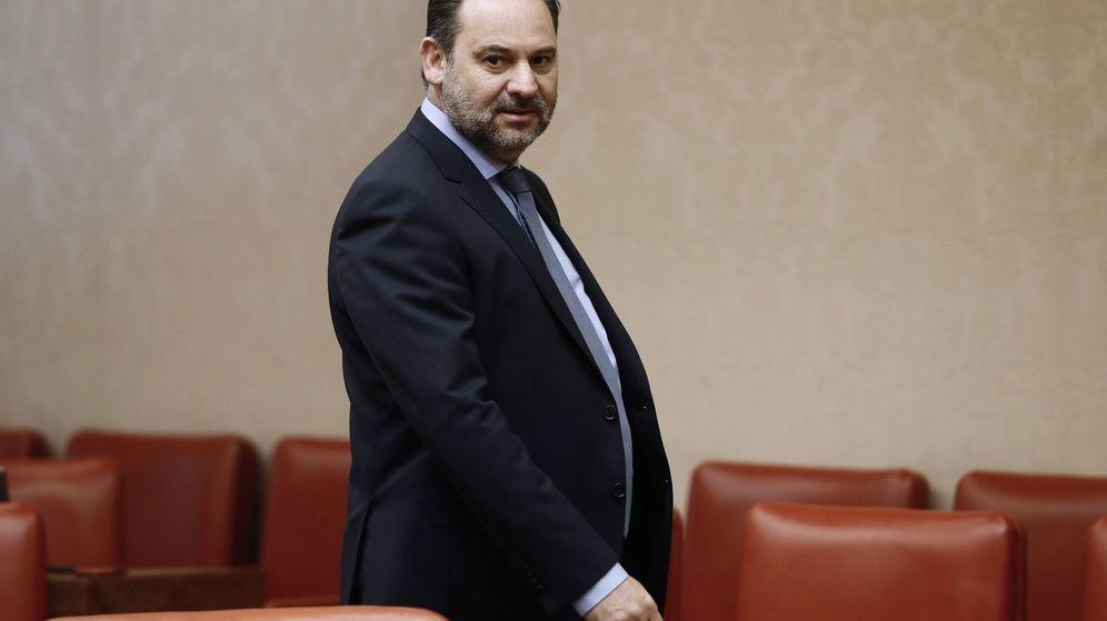 Foto: El ministro de Fomento en funciones, José Luis Ábalos. (EFE)