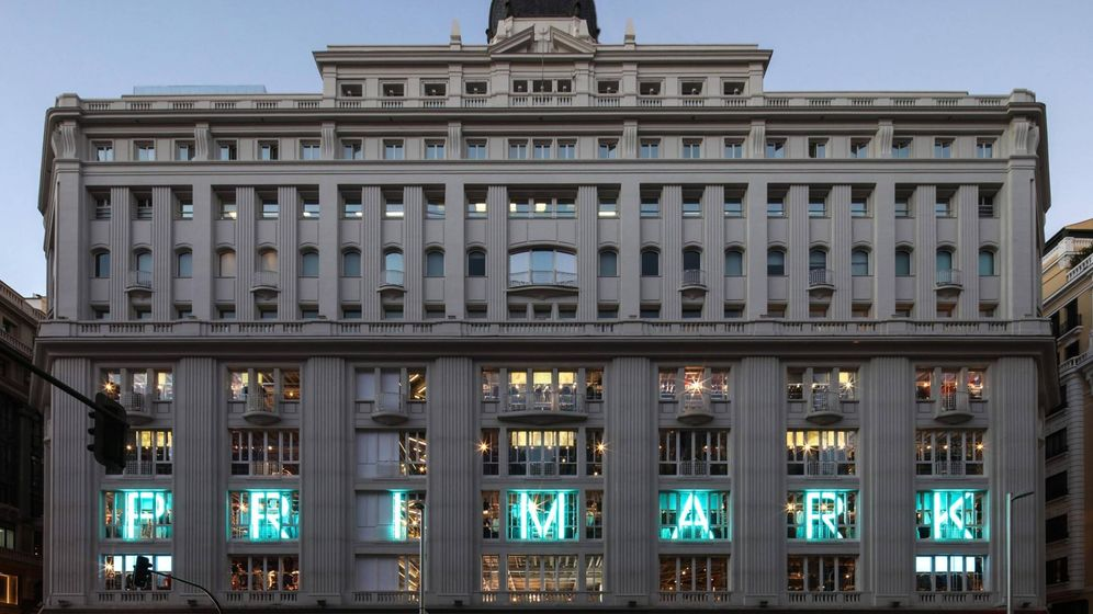Foto: El Primark de Gran Vía, el mejor ejemplo de 'flagship'. (EFE)