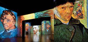 Post de Van Gogh Alive, la expo multimedia para disfrutar del arte como nunca