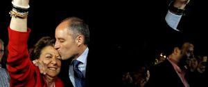 Rajoy intenta evitar la imputación de Camps y Barberá con la excusa de blindar a la Corona