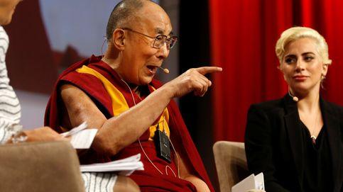 El 'Bad Romance' de Lady Gaga y China: vetada por sus fotos con el Dalai Lama
