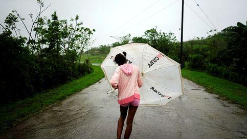 Fuertes vientos en Cuba