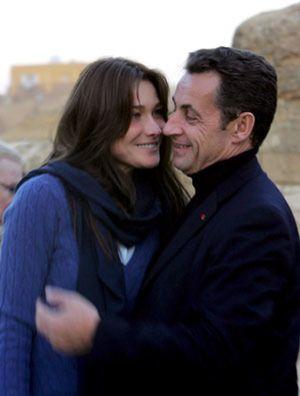 Sarkozy se casará con Bruni en secreto