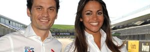 Mediaset España prescinde de Lara Álvarez y Marco Rocha como caras del Mundial de motociclismo