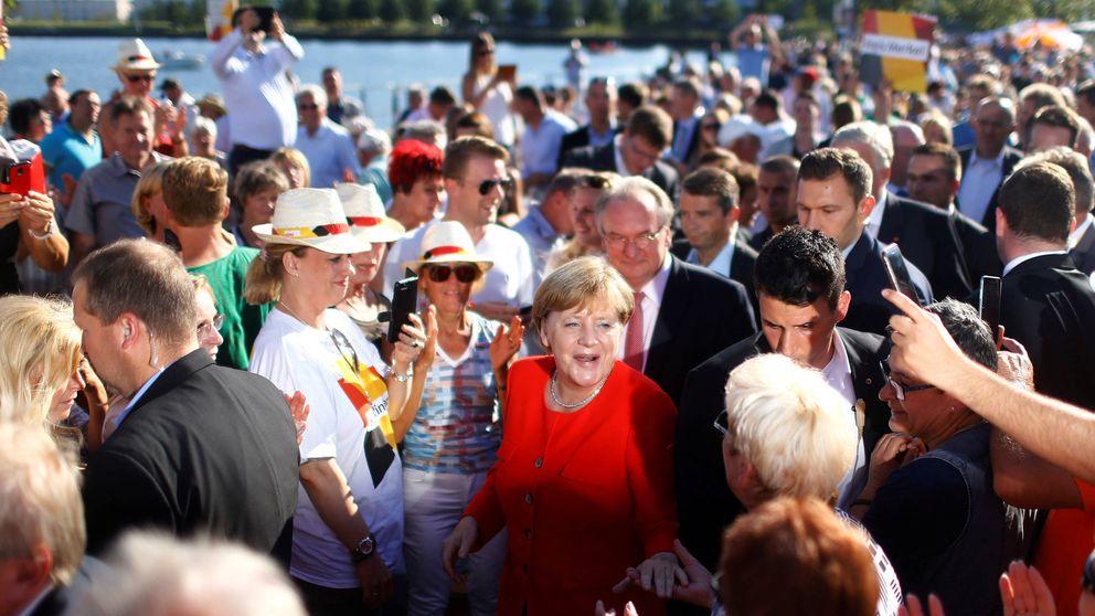Alemania dormita a once días de las elecciones... y la ultraderecha saca tajada