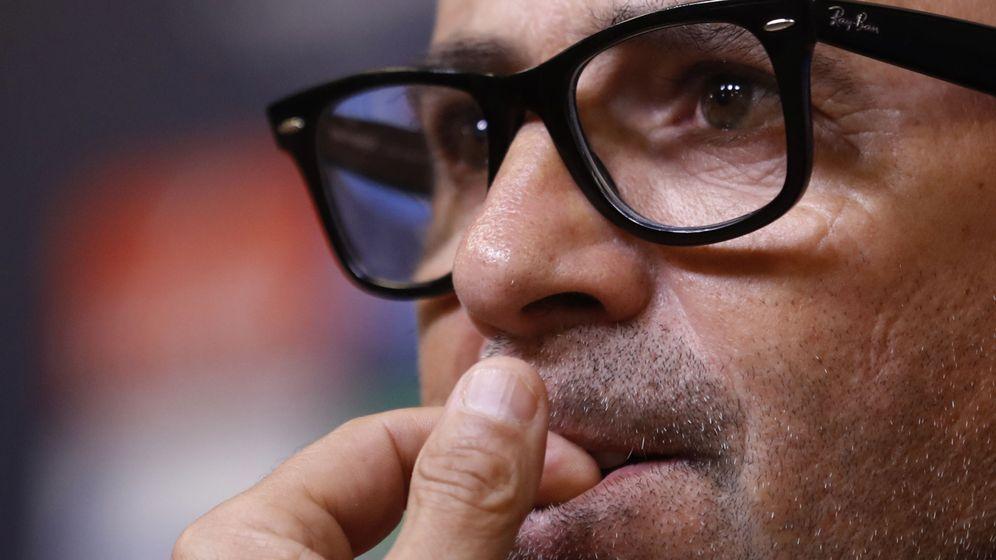 Foto: El entrenador del Sevilla, Jorge Sampaoli. (Reuters)