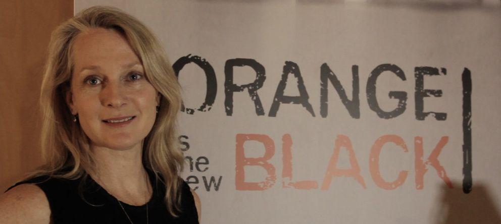 Foto: Kerman, ayer en Madrid, durante la presentación del libro.