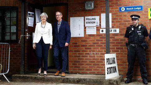 Elecciones en Reino Unido: el 90% rebate a May: No son los comicios del Brexit