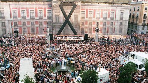 Carmena insiste: una pancarta a Miguel Ángel Blanco menosprecia a otras víctimas