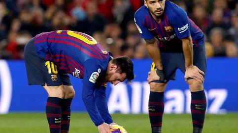 Getafe - FC Barcelona: horario y dónde ver en TV y 'online' el partido de La Liga
