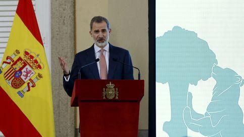 Felipe VI clausura la Conferencia de Embajadores de España
