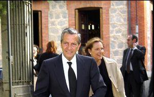 Adolfo Suárez, ingresado por una infección respiratoria