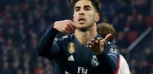 Post de El gol de Marco Asensio o cómo imitar a Vinicius (y evitar la sombra de Isco)