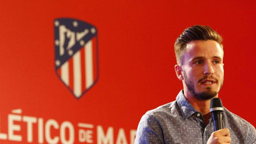 Saúl aprovecha su renovación para atizar con dureza a Theo Hernández