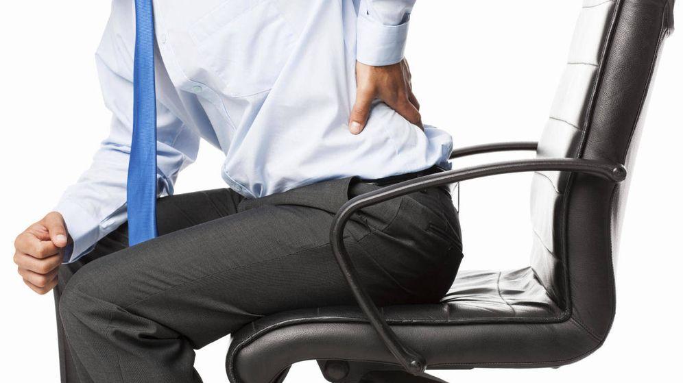 Foto: Si te duele la espalda, ¿frío o calor? (iStock)