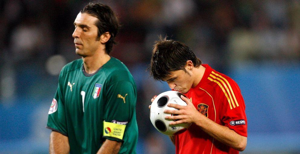 Foto: Italia es el último campeón del mundo al que ha ganado España (Cordon Press)