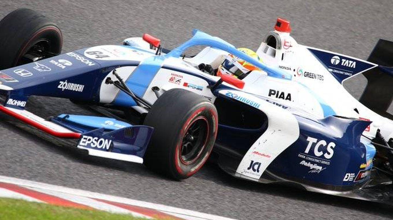 Palou perdió el título de Super Fórmula japonés por una avería mecánica.
