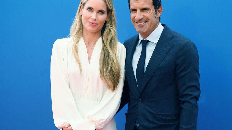 Luces y sombras de los negocios de Luis Figo y Helene Svedin en España