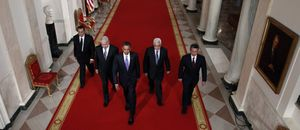 Foto: Los 10 líderes mundiales apreciados por los CEO de las empresas más importantes