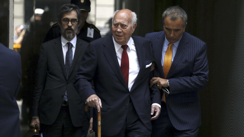 El extesorero del PP Álvaro Lapuerta. (Efe)