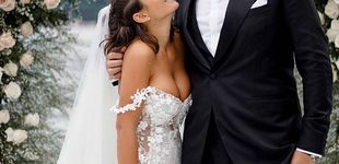 Post de Del reality al altar: Elettra Lamborghini y sus 3 extravagantes looks de novia