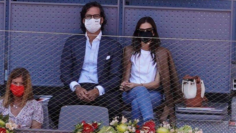 Sandra Gago y Feliciano López. (CP)