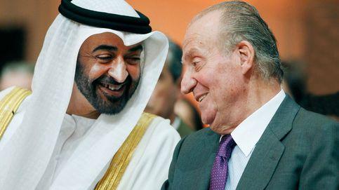 Moderna, prooccidental y muy rica: la familia anfitriona de don Juan Carlos en Abu Dabi