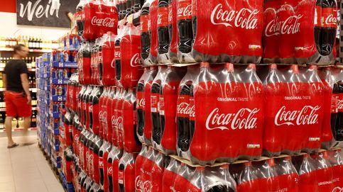 Coca-Cola European Partners factura un 28% menos por la crisis en la hostelería