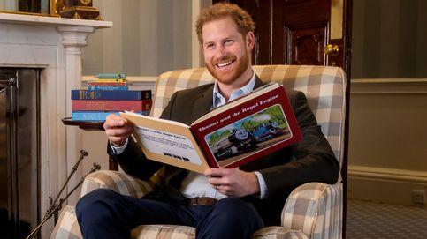 El príncipe Harry se ha dejado coleta... o eso asegura Rob Lowe