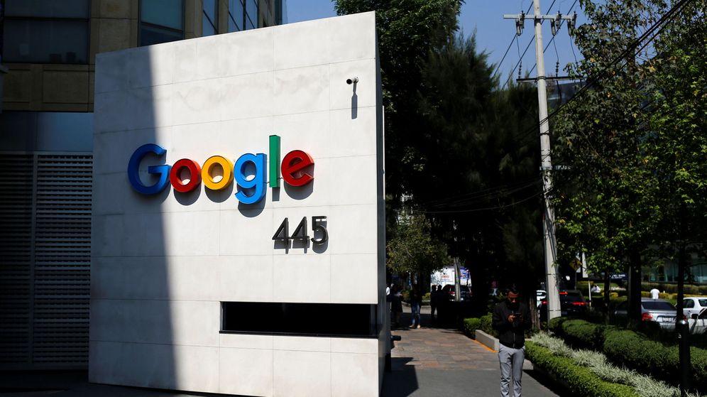 Foto: Sede de Google en Ciudad de México, en una imagen de archivo. (Reuters)