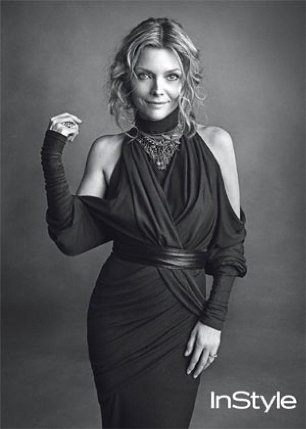 Foto: Michelle Pfeiffer, una 'cincuentañera' feliz