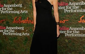 Paz Vega, una más entre las estrellas de Hollywood