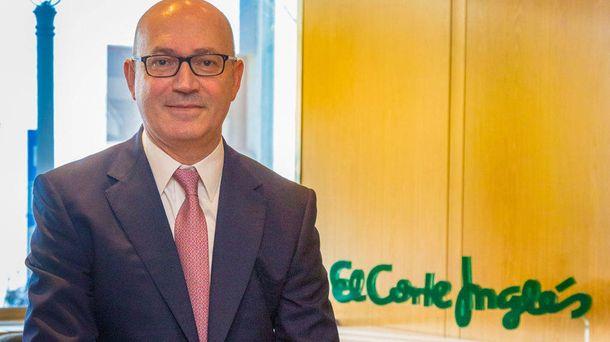 Foto: Jesús Nuño de la Rosa, nuevo consejero de El Corte Inglés.