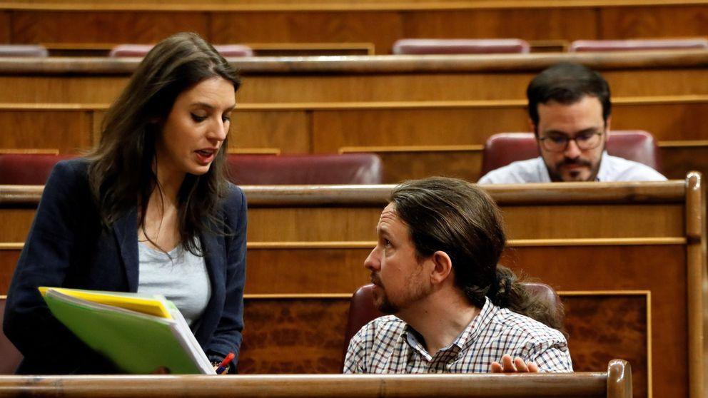 Primer desencuentro: Podemos veta los Presupuestos en el Senado y el PSOE no