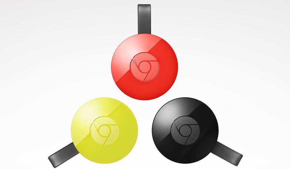 Foto: Google actualiza Chromecast y lanza una versión para reproducir música
