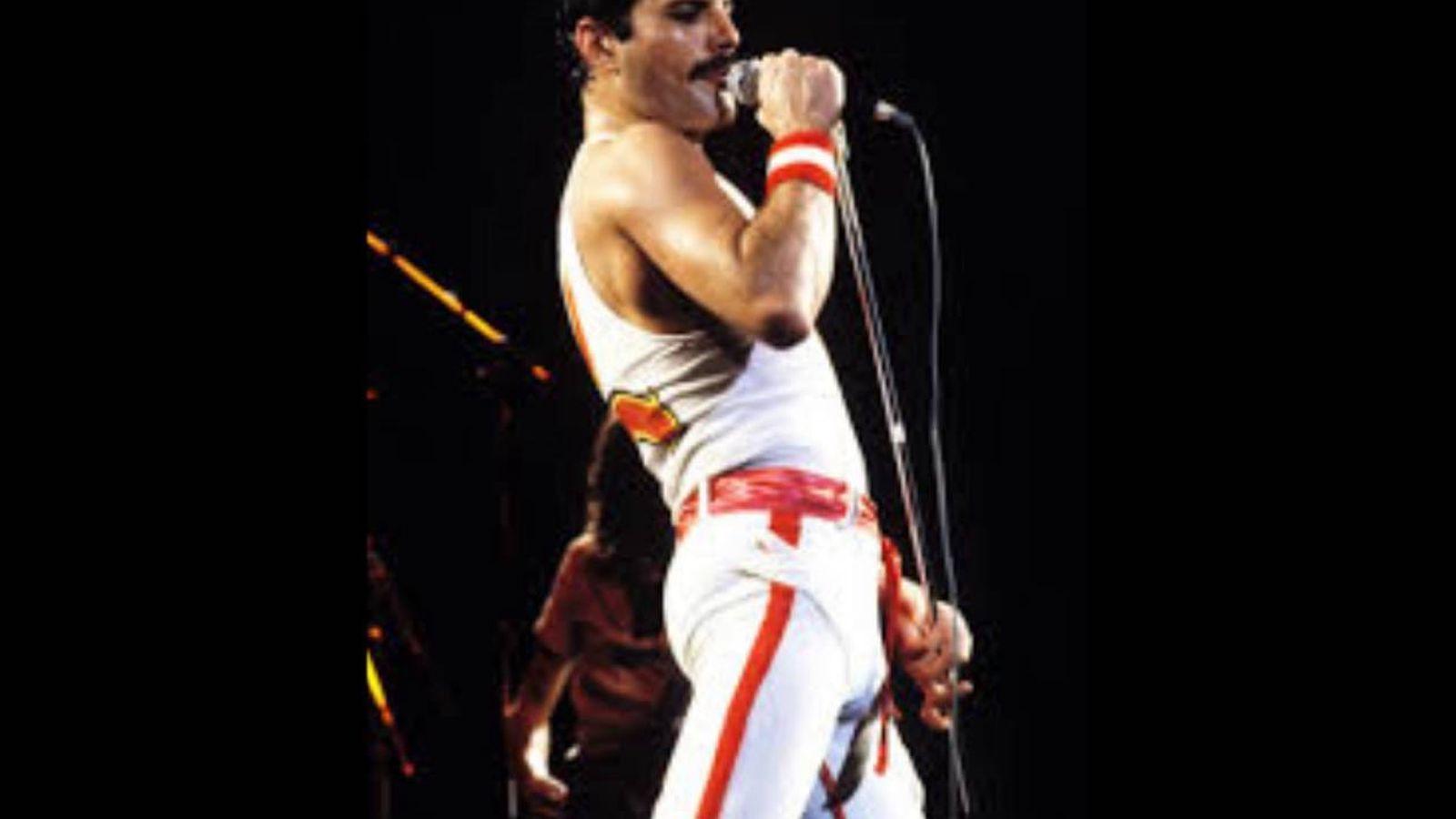 Foto: Freddie Mercury, el mejor cantante de la historia