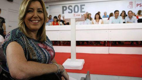 Díaz comparece ante el comité andaluz