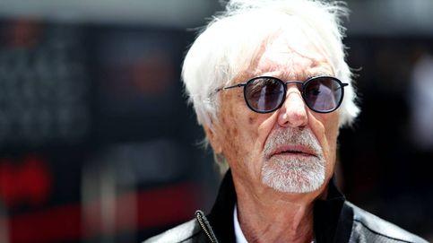 Bernie Ecclestone será padre de nuevo a los 89 años junto a su mujer de 41