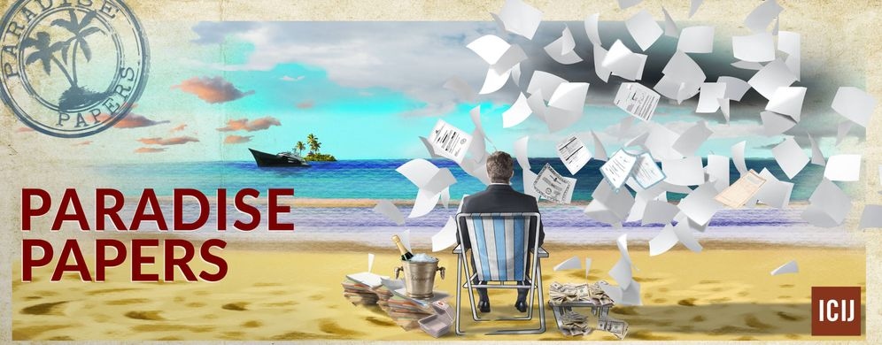 Foto: Paradise Papers.