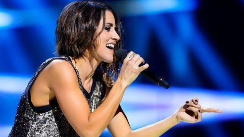 Barei mete miedo a sus rivales en su primer ensayo en Eurovisión