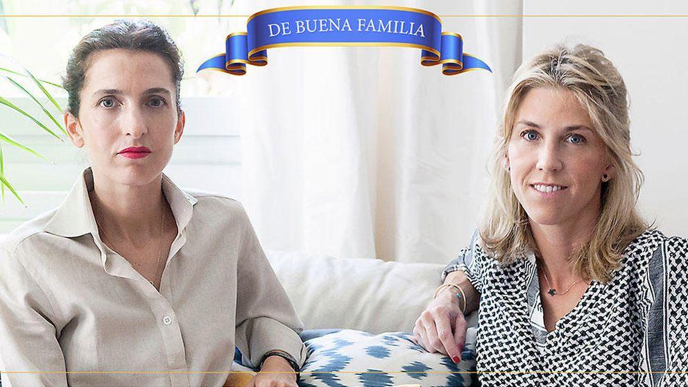 Frida Beca y María Recarte, dos 'niñas bien' que se dedican a la decoración