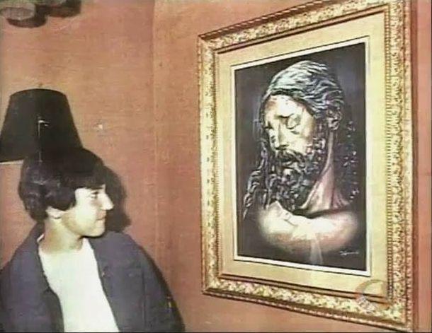 Foto: David Guerrero Guevara, el niño pintor de Málaga