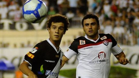 El día que Coutinho se echó su primer equipo a la espalda