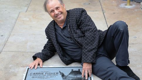 Carrie fisher es recordada en Hollywood