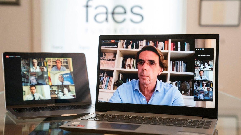 José María Aznar, ¿teñido o natural? Hablan los expertos