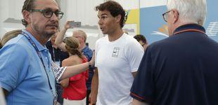 Post de La lesión de Nadal le obliga a perderse también Indian Wells y Miami