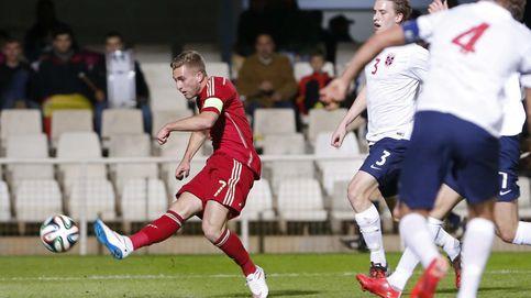 Deulofeu se reivindica en la sub-21 con un partidazo contra Noruega